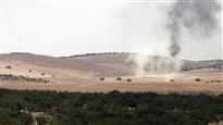 Des chars turcs traversent la frontière syrienne pour combattre l'EI