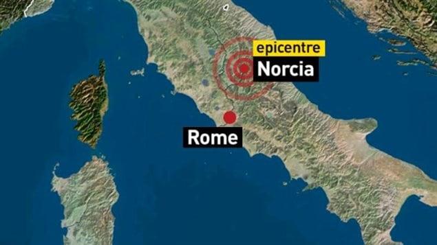 意大利中部强震,至少241人死亡,加拿大意大利人社区作出反应 (组图)