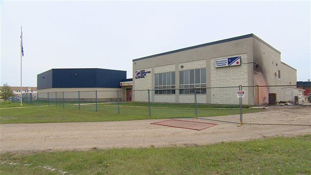 L'école Boréal de Fort McMurray