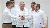 La Colombie tourne la lourde page du conflit avec les FARC