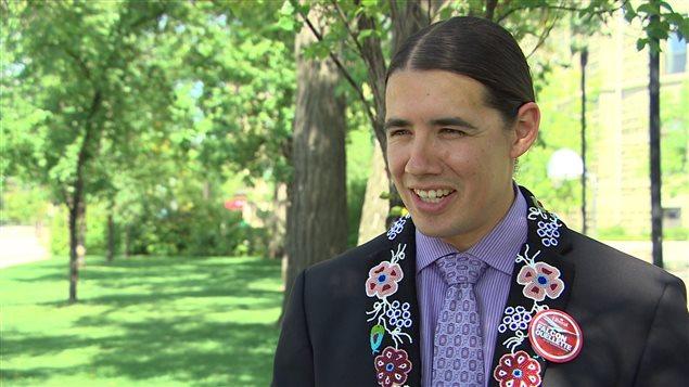 Robert Falcon Ouellette, député libéral de Winnipeg-Centre