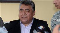 Des manifestants mêlés au meurtre d'un ministre en Bolivie