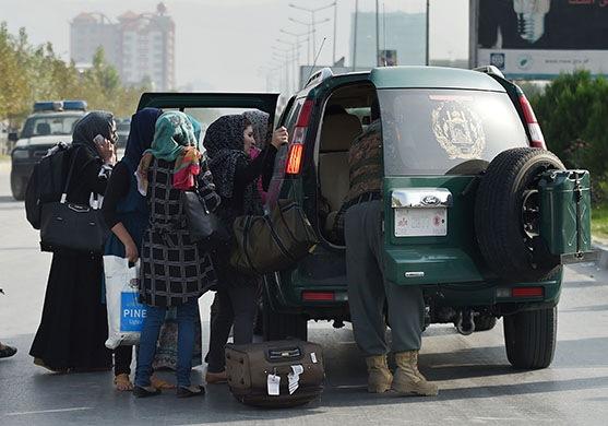 Getty/AFP/Wakil Kohsar