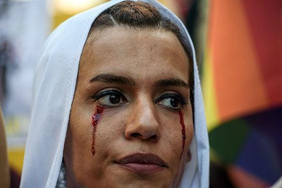 Photo : Getty/AFP/Ozan Kose