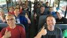 85 randonneurs à l'assaut du mont Blanc pour la santé