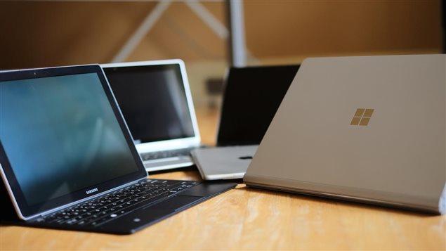 Choisir un ordinateur portable.