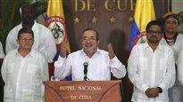 Les FARC annoncent un cessez-le-feu définitif en Colombie