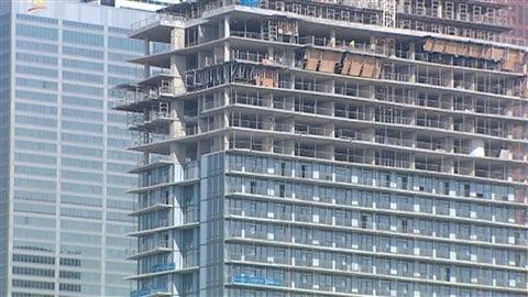 Copropriétés en construction à Toronto (archives)