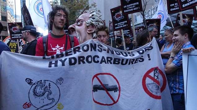 Audiences Énergie-Est, des manifestations de contestation prévues à Montréal le lundi 29 août 2016
