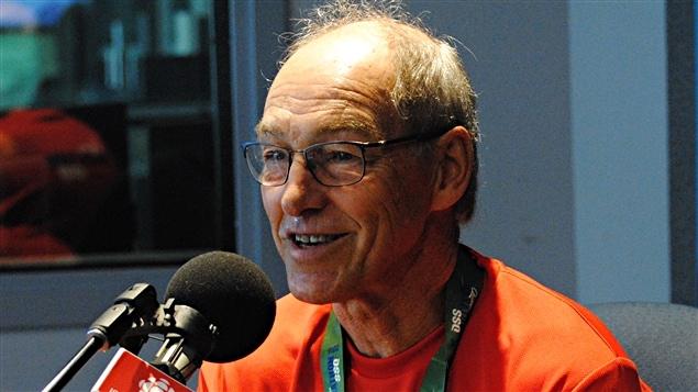 Un 90e marathon pour Laurent Bouchard