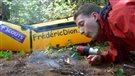 L'aventurier Frédéric Dion raconte son aventure au Yukon