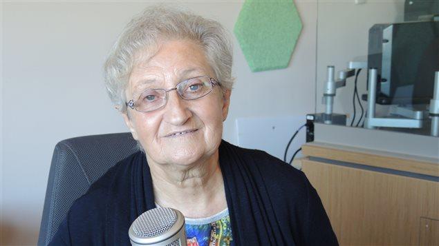 Marie Hélène Allain