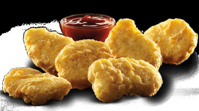 McDonald sert ses Nuggets de poulet avec des sauces qui contiennent des agents de conservation. (McDonald)