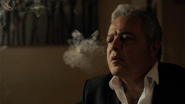 Manuel Tadros, actor.