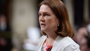 La ministre Jane Philpott
