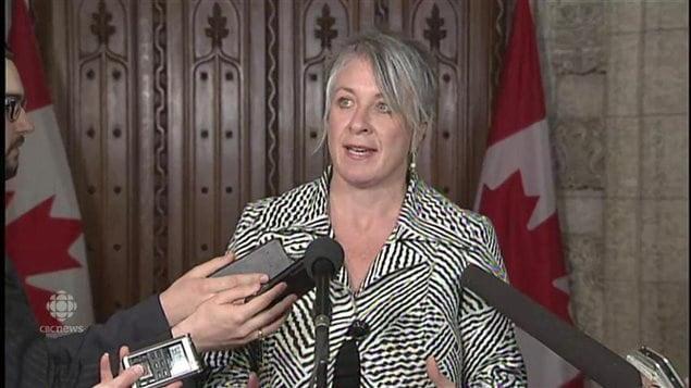 وزيرة العمل وتطوير اليد العاملة في الحكومة الكندية باتريشا هايدو (أرشيف)