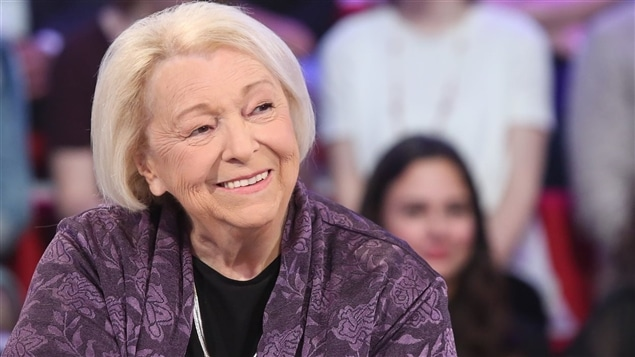 Lise Payette en 2016