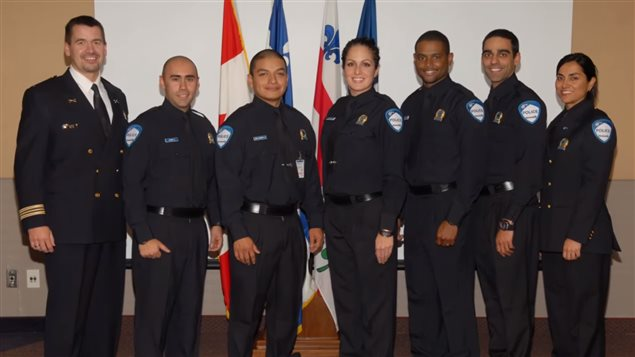 Policía de Montreal: en busca de la diversidad.
