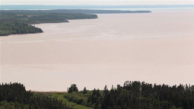 NCC land around Johnson's Mills in New Brunswick.