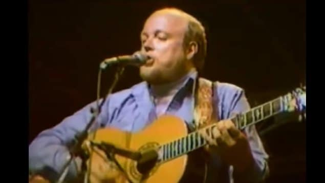 Stan Rogers performing *The Mary Ellen Carter*, from the feature documentary *One Warm Line: The Legacy of Stan Rogers*