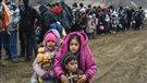 L'UNICEF sonne l'alarmesur la crise des enfants déracinés