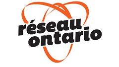 Le logo de Réseau Ontario