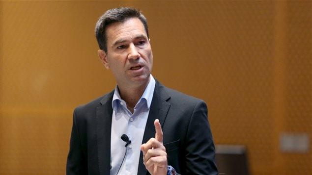 Diego Dzodan, director ejecutivo de Facebook para América Latina.