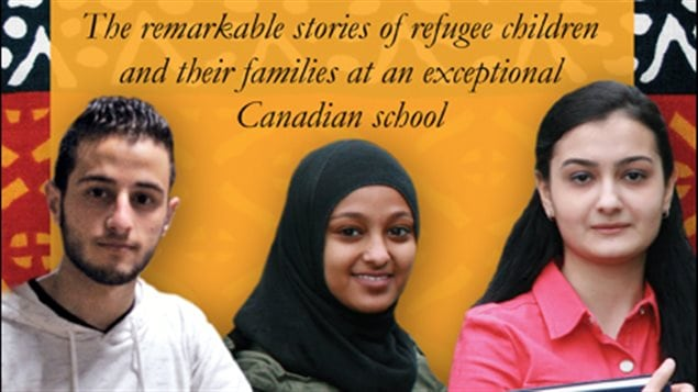 """From Bombs to Books"" was written by David Starr, principal of Edmonds Community School in Burnaby, B.C."