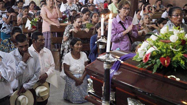 Tras el caso de Cáceres, otra activista, Lesbia Janeth Urquia, fue muerta en julio último.