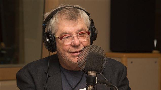 Le cinéaste André Forcier