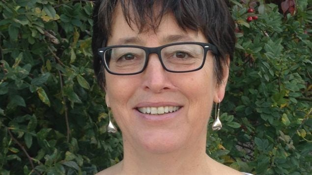 Diana Bronson says food insecurity can be as high as 70 per cent across Canada's north.