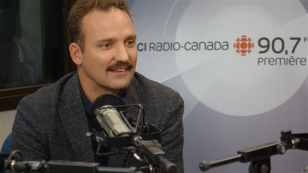 Alexandre Trudeau, cinéaste et journaliste