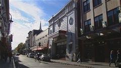 Th��tre Imp�rial sur la rue Saint-Joseph