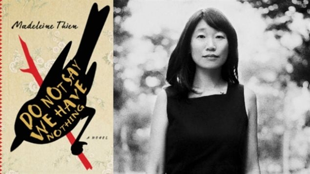 Madeleine Thien won several prizes for her writing before her novel 'Do Not Say We Have Nothing' was short-listed for the Booker Prize.