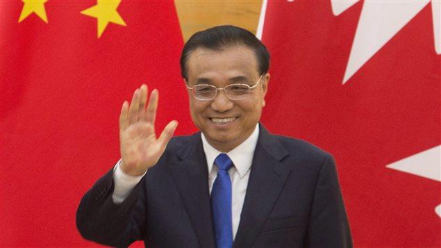 Primer ministro chino Li Keqiang: Canadá y China estrechan relaciones.