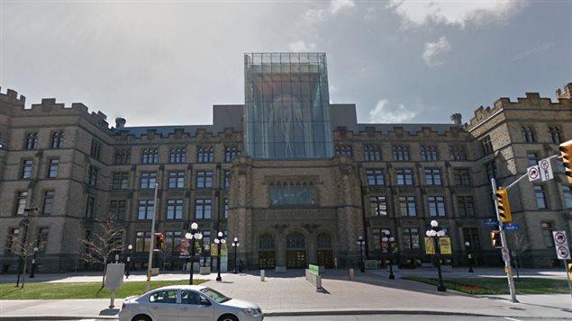 Le Musée canadien de la nature, au 240, rue McLeod, à Ottawa
