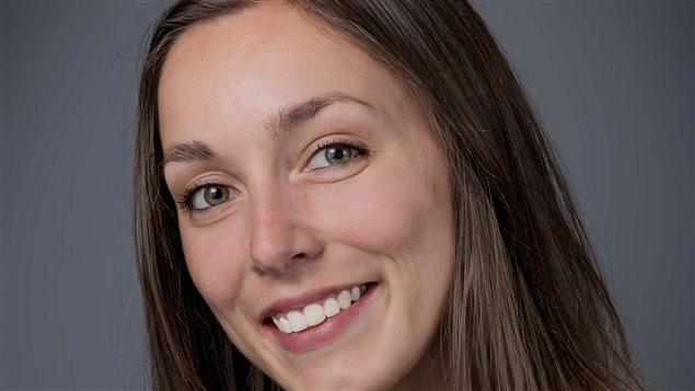 Adèle Morvannou, doctorat en Sciences de la santé à l'Université de Sherbrooke