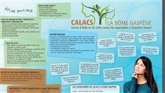 Calacs Bôme-Gaspesie