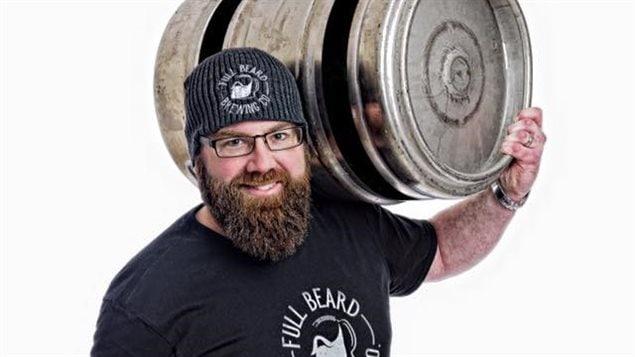 Jonathan St-Pierre, Full Beard Brewing Co.