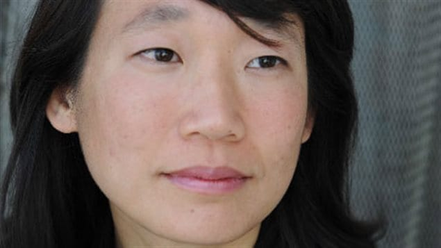 Madeleine Thien says the events at Tiananmen Square in 1989 'really shook her.'