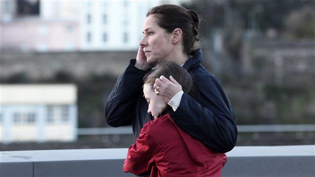 Photo de l'actrice Sidse Babett Knudsen dans le film « La fille de Brest »