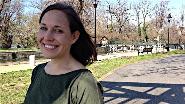 Laura Hutson, membre de Turning point USA