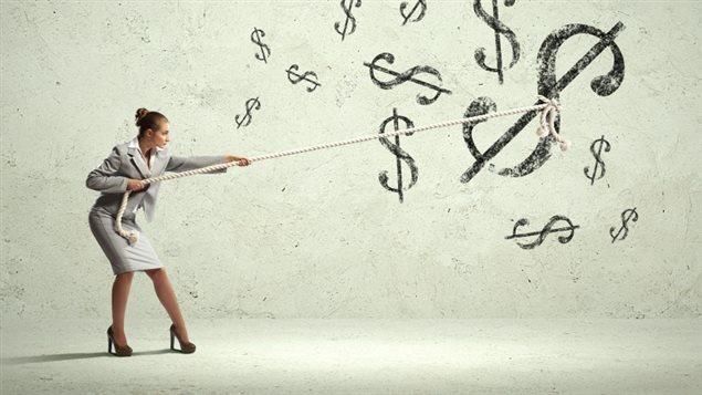 Le revenu total moyen des femmes est équivalent à 58 % de celui des hommes en Alberta.Crédit photo : iStock