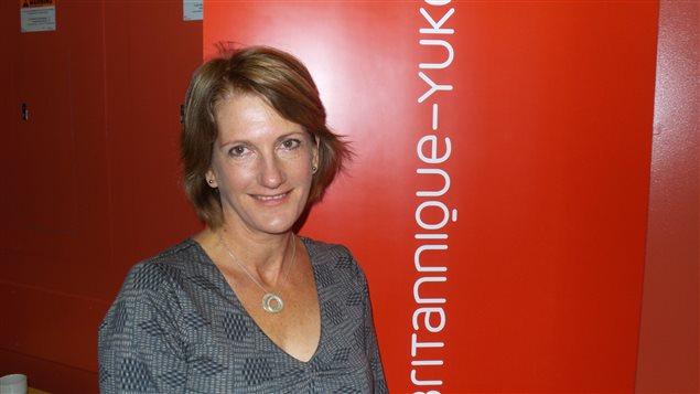 La directrice générale de l'Opéra de Vancouver, Kim Gaynor
