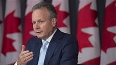 Le gouverneur de la Banque du Canada, Stephen Poloz.