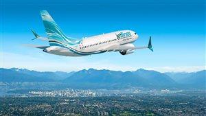 Un aperçu des vols de Canada Jetlines