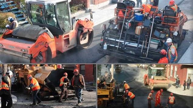 Le secteur de la construction au Québec tourne au ralenti pour la quatrième année consécutive et les perspectives pour 2017 sont loin de rassurer