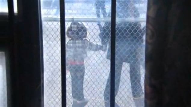 """'Children are detained only as a last resort,"""" says a government news release outlining plans to reduce the number in immigration detention."""