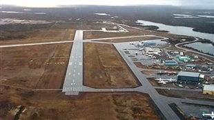 Aéroport de Yelloknife
