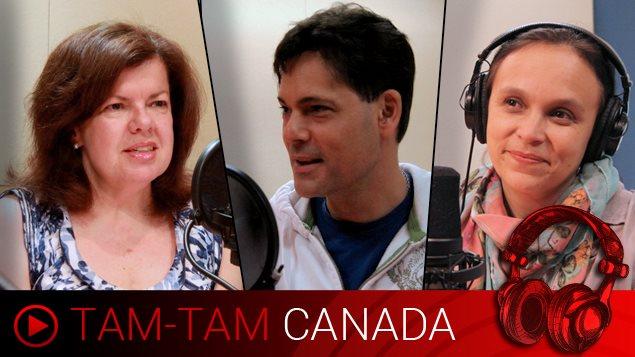 Vos animateurs cette semaine : Maryse Jobin, Stéphane Parent et Paloma Martinez.